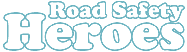 Road Safety Heroes logo