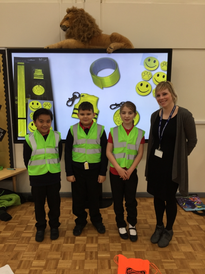 Welcome to our new Heroes from Grange Primary Academy, Kettering. A excellent assembly this morning and we look forward to hearing about your new ideas.
