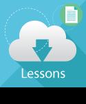 Under 5 lesson plan icon
